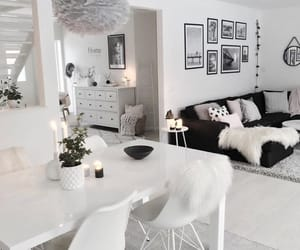 girl, home, and ideas image