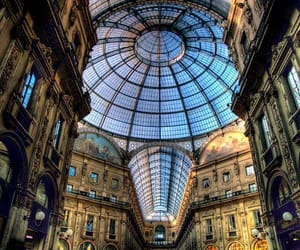 italy, milan, and travel image