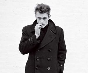 actor, james dean, and 1950s image