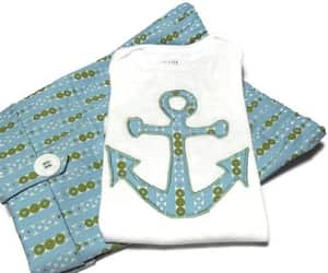 anchors, babyboy, and etsy image