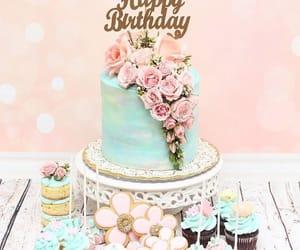 birthday, cake, and goals image