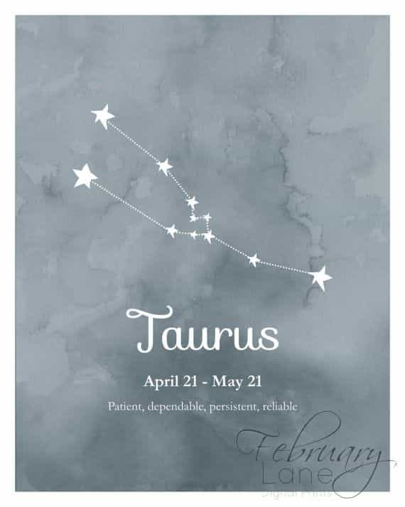 article, taurus, and stars image