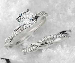 boyfriend, couple, and diamond image
