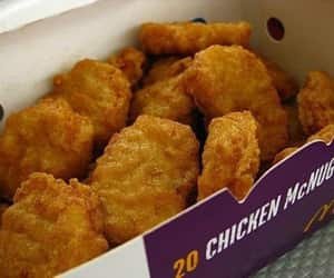 Chicken and nuggets image