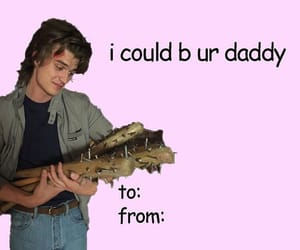 Valentine's Day, stranger things, and valentines image