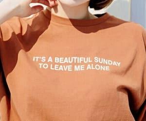 orange, aesthetic, and style image