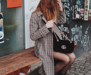chic, classy, and coat image