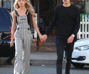 couple, romee strijd, and model image