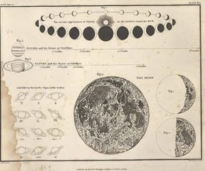 moon, astronomy, and planet image