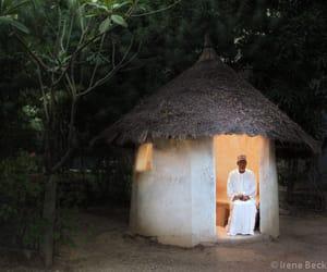 africa, nigeria, and night image