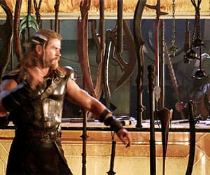 actor, chris hemsworth, and funny image