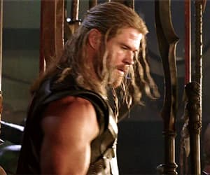 actor, gif, and thor image