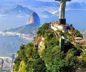 brasil, cristo redentor, and i love rio de janeiro image