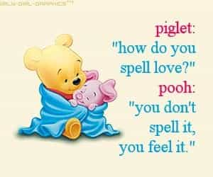 love, cute, and piglet image
