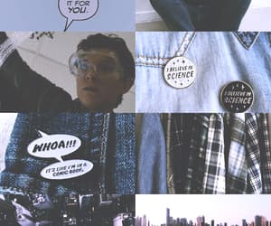 aesthetic, Marvel, and spiderman image