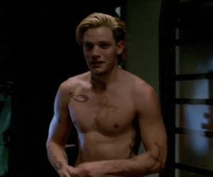 gif, jace herondale, and Hot image