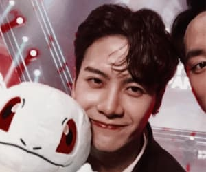 jackson, k-pop, and kpop image