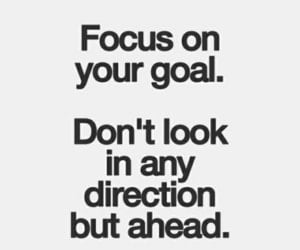 goals, focus, and quotes image