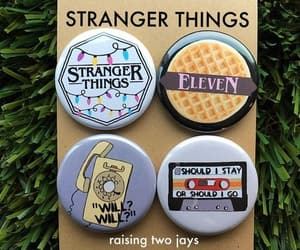 stranger things and eleven image
