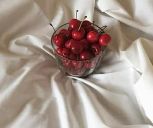 cherry, red, and tumblr image