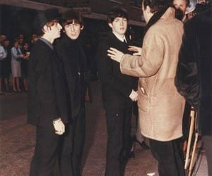 beatles, george, and color image