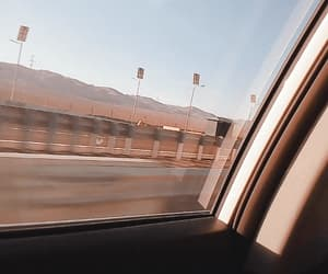 gif, highway, and travel image