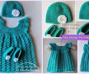crochet and dress image