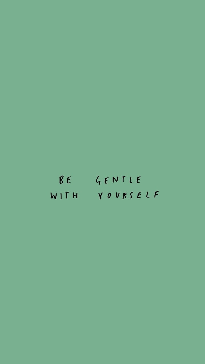 gentle, green, and inspirational image