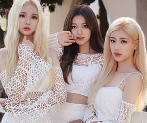 kpop, article, and jinsoul image