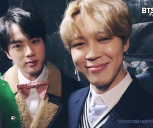 handsome, jin, and kim image