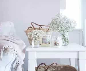chic, cotton, and white image