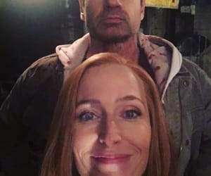 believe, david duchovny, and gillian anderson image