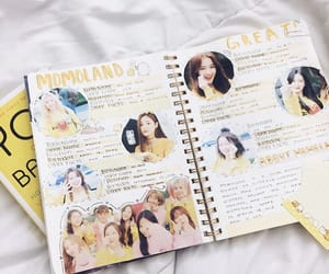 kpop, momoland, and kpop journal image