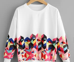 abstract, clothes, and bright image