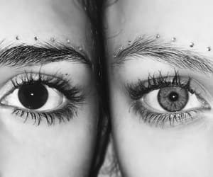 eyes, bff, and girl image