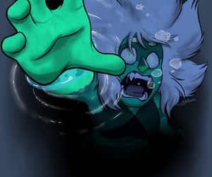 malachite and steven universe image