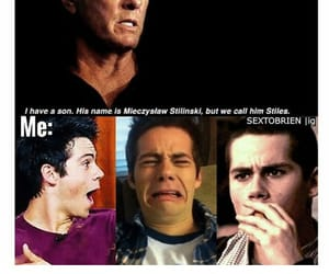 memes, teen wolf, and dylan o'brien image
