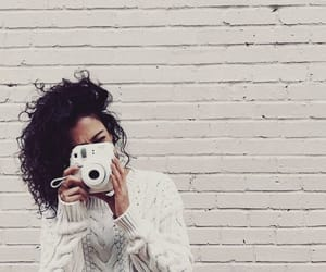 white, liza koshy, and camera image