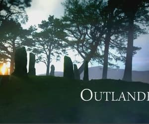 outlander and love image