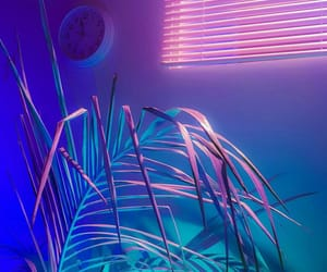 purple, neon, and blue image