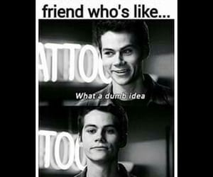 friends, funny, and teen wolf image