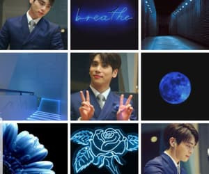 Collage, SHINee, and Jonghyun image