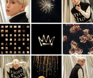 Collage, Jonghyun, and SHINee image