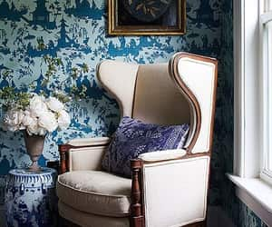armchairs, home decor, and interior decorating image