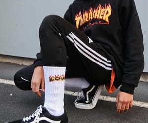 boys, follow, and thrasher image