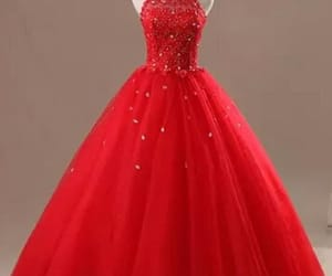 dress, prom dress, and prom 2018 image