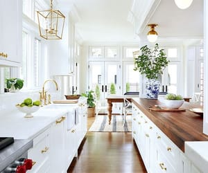 decoration, kitchen, and architecture image