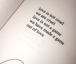heartbreak, quote, and outoflove image