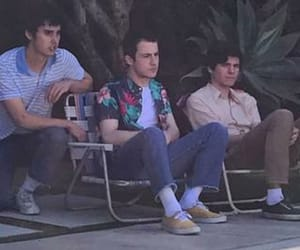 dylan minnette and the wallows image