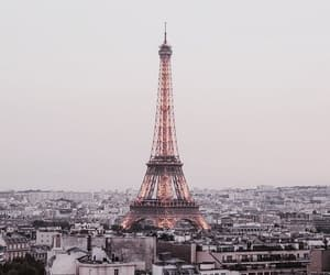 france, inspiration, and tour eiffel image